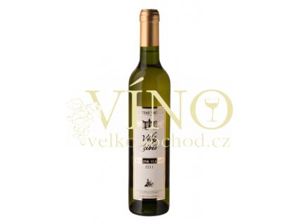 Vinné sklepy Valtice Ryzlink vlašský 2011 výběr z cibéb 0,5 l sladké bílé víno