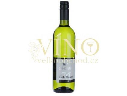 Lahofer Muller Thurgau 2018 kabinetní 0,75 l suché moravské bílé víno 1318