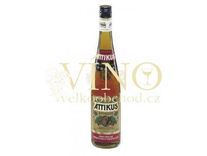 Attikus Brandy 0,7 l řecký destilát 40%