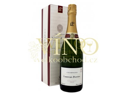 Champagne Laurent Perrier Brut 0,75 l in giftbox