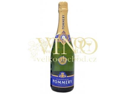 Champagne Pommery Brut Royal 0,75 l francouzské šampaňské