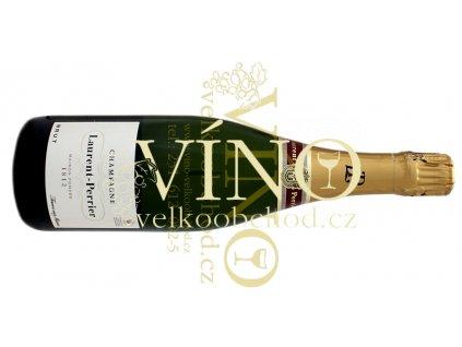 Akce ihned Champagne Laurent Perrier Brut 0,75 l francouzské šampaňské