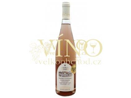 Víno - CHATEAU LEDNICE GRAND CHATEAU Sauvignon 2011 pozdní sběr, polosladké 0,75 l