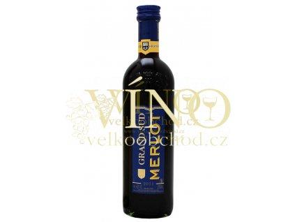 Grand Sud Merlot Vin de Pays 1,0 l