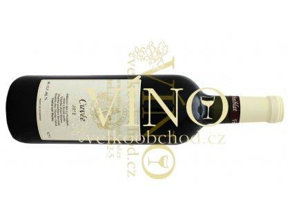 Akce ihned Vinařství Antonín Cícha Cuvée 2011 výběr z hroznů 0,75 L suché moravské červené víno