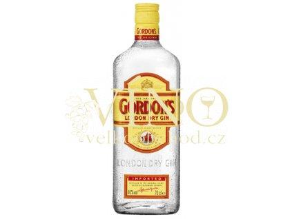 Gordons London Dry Gin 0,7 L 37,5%