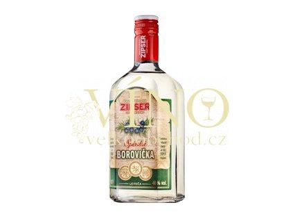 Spišská borovička ZIPSER 40% 0.7 L