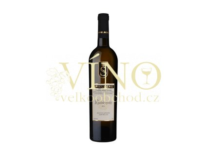 Víno - SPIELBERG Ryzlink vlašský pozdní sběr 2011, suché