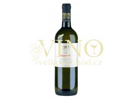 Víno Reisten Classic Pinot 2006 pozdní sběr suché Nad Nesytem