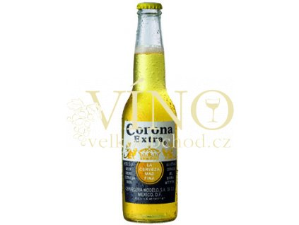 Corona Extra 0,33 L 4,6% mexické pivo