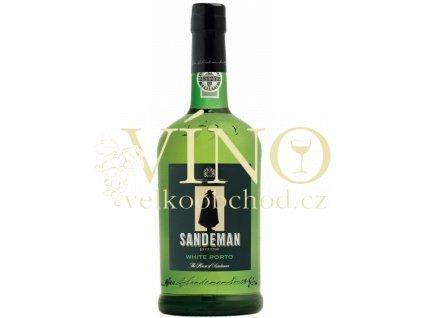Sandeman White Porto 0,75 l bílé sladké portské víno z Douro