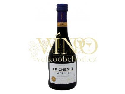 J.P.Chenet Merlot 0,25 l suché francouzské červené víno