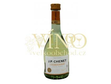 J.P.Chenet Chardonnay 0,25 l polosuché francouzské bílé víno
