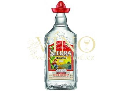Sierra Tequila Silver 0,7 L 38% destilát z agáve