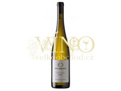 Špalek Petit Edelspitz Pinot Blanc 2009 Kraví hora odrůdové polosladké 0,75 L
