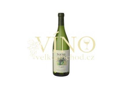 Víno SERBAL Viognier 2010 0.75 L bílé Bodega Atamisque Tupungato Argentina