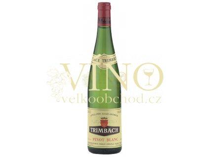 F.E.Trimbach Pinot Blanc AOC francouzské bílé víno z Alsace