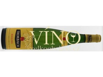 Akce ihned F.E.Trimbach Riesling 2016 AOC 0,75 l francouzské bílé víno z Alsace