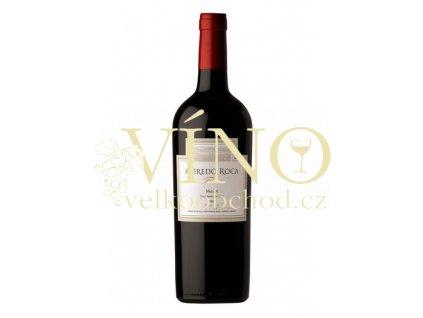 Alfredo Roca Merlot 0,75 L suché argentinské červené víno z Mendozy