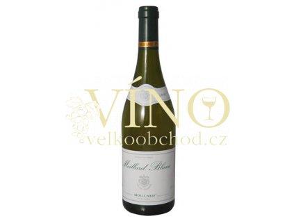Víno Vin de France Moillard Blanc 2011 0.75 L bílé Languedoc-Roussillon Francie