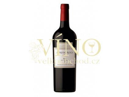 Alfredo Roca Syrah 0,75 L suché argentinské červené víno z Mendozy