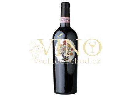 Víno Brunello di Montalcino 2003 0.75 L červené La Fiorita Toscana Itálie