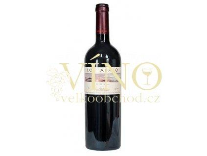 Víno Lo Cabaló Priorat Reserva 2001 0.75 L červené De Muller Priorat Španělsko