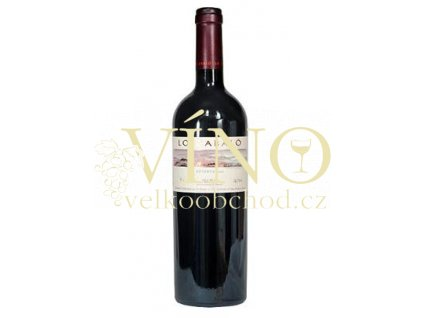 Víno Lo Cabaló Priorat Reserva 2002 1.75 L červené De Muller Priorat Španělsko
