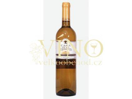 Víno Casa de la Ermita Blanco 2008 0.75 L bílé Jumilla Španělsko