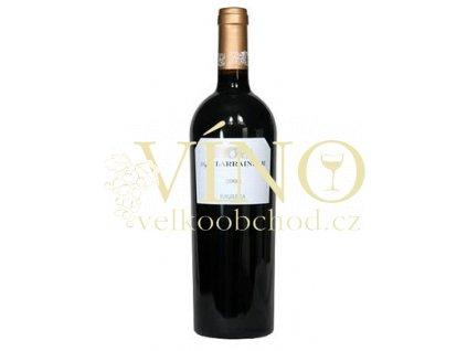Víno Pago de Larrainzar 2005 0.75 L červené Navarra Španělsko