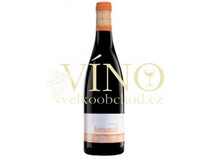 Víno Monteabellón Verdejo 2018 0,75 l bílé Rueda Španělsko