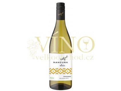 Morandé Mancura Etnia Chardonnay 0,75 l suché chilské bílé víno z Central Valley