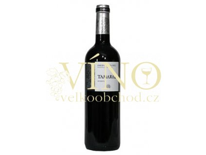 Víno Tamaral Reserva Finca La Mira 2003 0.75 L červené Ribera del Duero Španělsko