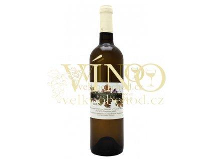 Víno Agronikolov Ryzlink 0,75 L bílé