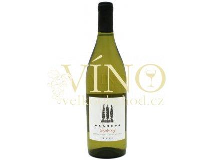 Morandé Alameda Chardonnay 0,75 L suché chilské bílé víno z Central Valley