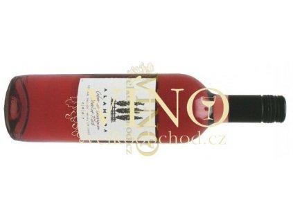 Akce ihned Morandé Alameda Cuvée 0,75 L polosuché chilské růžové víno z Central Valley