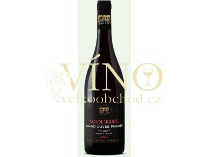 Víno Reisten Maidenburg Grand Cuvée Pinot Noir + Merlot 2008 pozdní sběr suché Valtická
