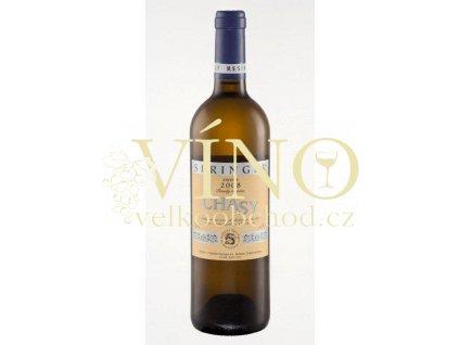 Víno CHASY 2008 Family Reserve pozdní sběr cuvée Springer 0.75 L