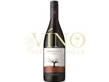 Morandé Reserva Pinot Noir 0,75 L suché chilské červené víno z Casablanca Valley