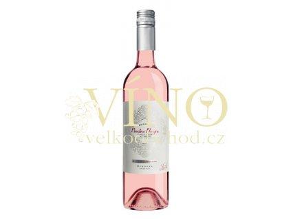 Bodega Lurton Piedra Negra Pinot Gris Rosado 0,75 L suché argentinské růžové víno z Mendozy