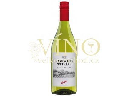 Penfolds Rawson´s Retreat Chardonnay 0,75 l suché australské bílé víno z jižní oblasti