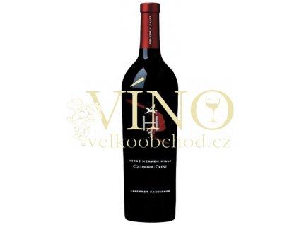 Columbia Crest H3 Horse Heaven Hill Cabernet Sauvignon americké červené víno z oblasti Washington State