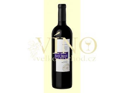 Malbec - Viňa San José - Baudron 2012