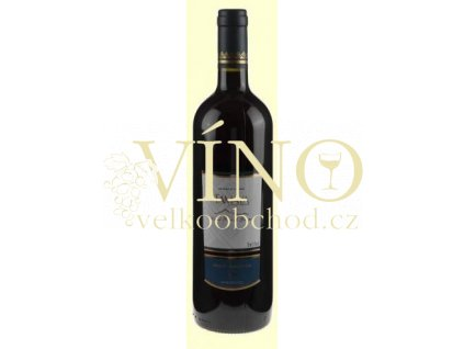 Merlot–Sangiovese - Viňa Casa Tamaya 2006/2009