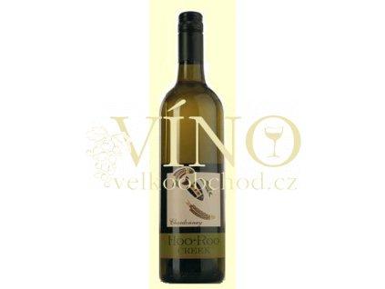Hoo Roo Creek Chardonnay - Tisdal 2008