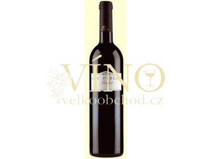 Merlot - Luc Pirlet 2011 House wines of Michelin restaurants