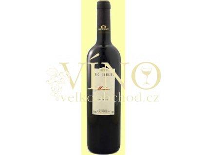 "Malbec ""Luc Pirlet"" 2011 House wines of Michelin restaurants"
