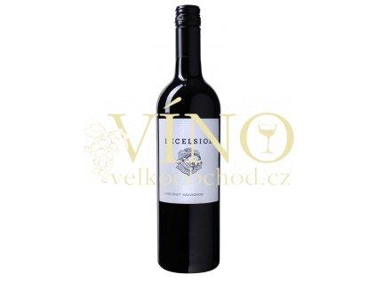 Excelsior Estate Cabernet Sauvignon 0,75 l suché jihoafrické červené víno z Robertson