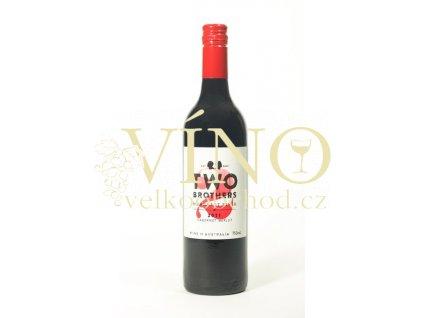 Blind Corner Winery Two Brothers Cabernet Merlot Cuveé 0,75 l suché australské červené víno z Margaret River