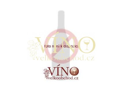 Moravské bílé víno TRAMÍN pozdní sběr suché 2009 0,75 l Modrá řada